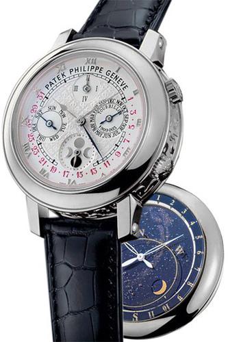 百达翡丽手表多少钱?百达翡丽最贵与最便宜的表款介绍