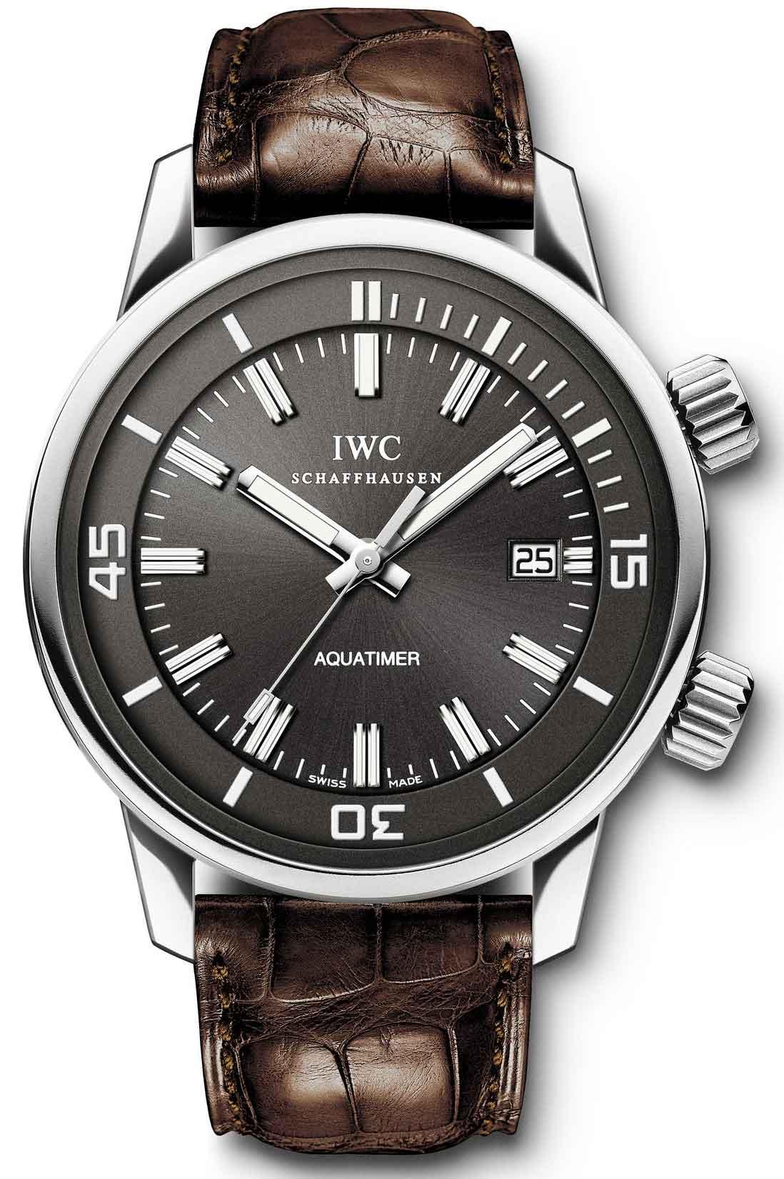 万国IWC-海洋时计自动1967系列 IW323104 男士机械表