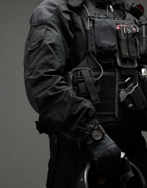 柏莱士全新BR03 COMMANDO腕表