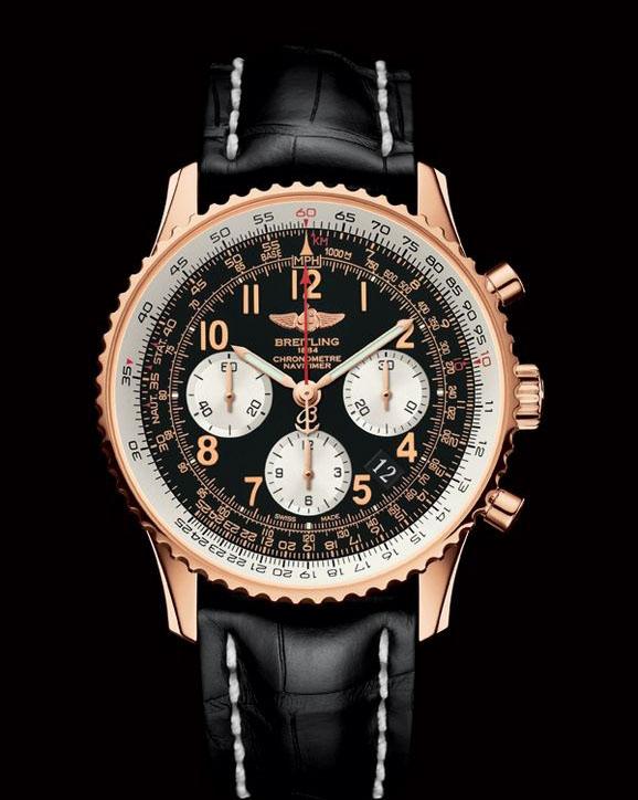 百年灵机械计时41腕表(Chronomat 41)