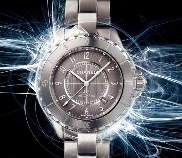 创新钛陶瓷:Chanel(香奈儿) J12 Chromatic腕表