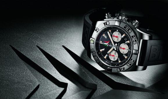 百年灵特别定制全新终极计时限量款腕表