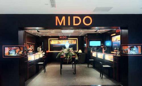 瑞士著名钟表品牌美度中国首家直营店重庆开业