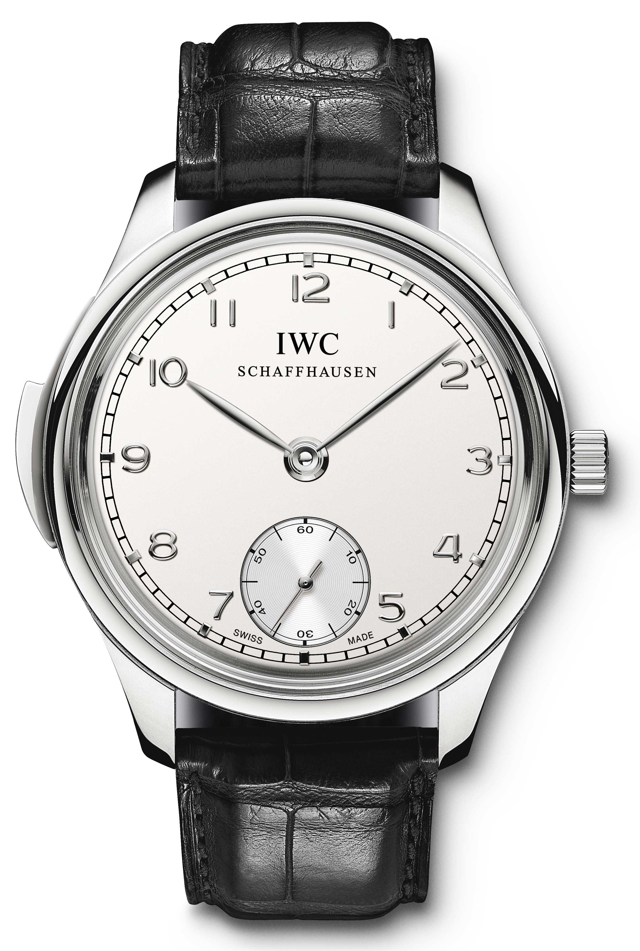 进口手表推荐:瑞士著名钟表品牌IWC万国表