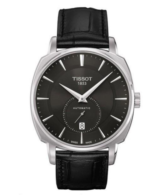 天梭 T-Lord 系列高精准自动计时腕表