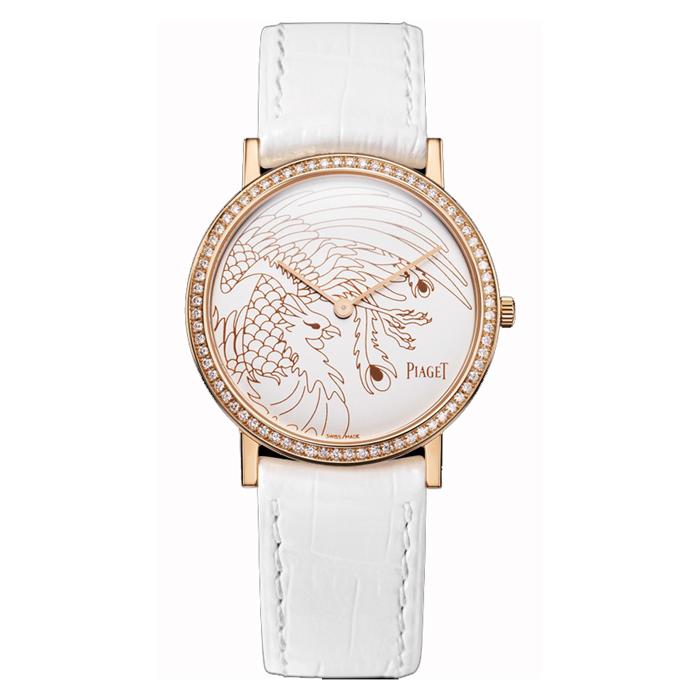 伯爵镶钻手表图片欣赏 伯爵镶钻手表价格是多少