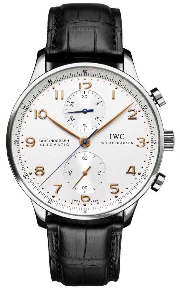 过年送领导手表 万国IWC-Portuguese系列 IW371445 男士机械表