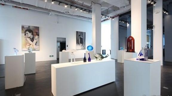 上海玻璃博物馆举办艺术创作派对