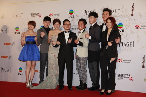 Piaget(伯爵)鼎力支持香港电影金像奖颁奖典礼
