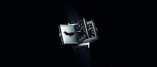 蝙蝠侠 限量版Reverso Grande Taille系列翻转腕表