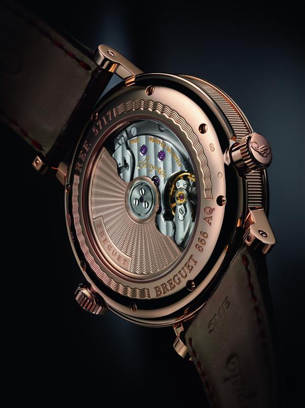 Breguet(宝玑)全新Classiques Hora Mundi腕表
