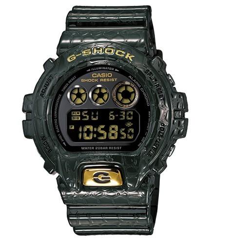 卡西欧G-SHOCK 经典系列新款腕表