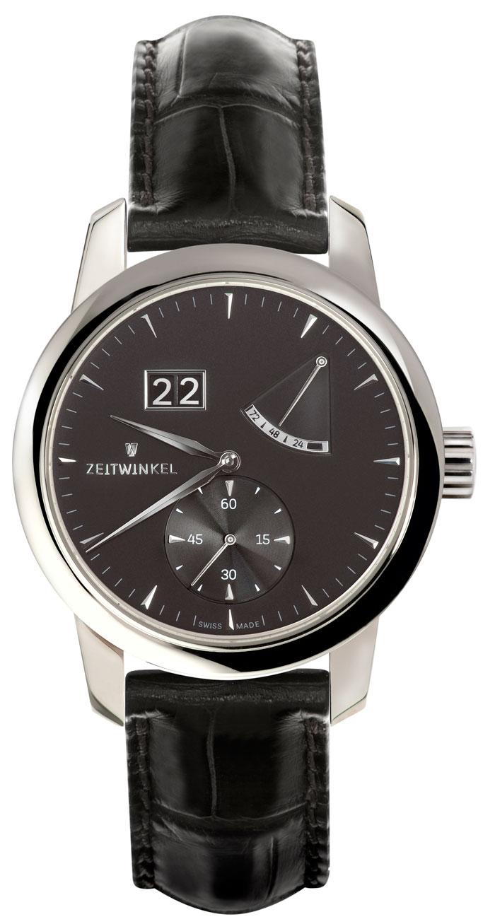 Zeitwinkel-其它系列 273°Black 男士机械表