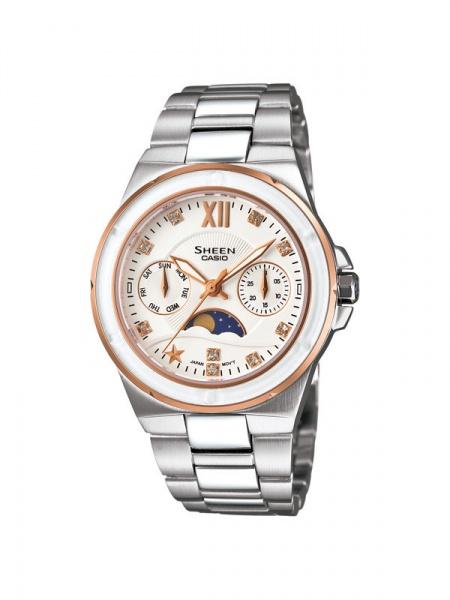 卡西欧CASIO SHEEN星月腕表