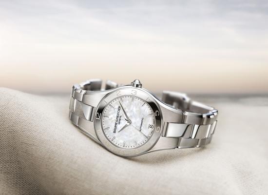 名士全新灵霓系列腕表
