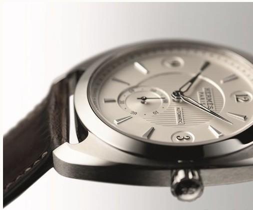爱马仕发布首款自主机芯腕表