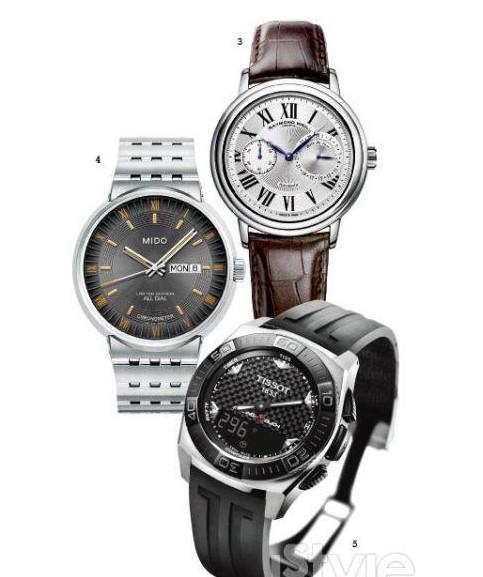 2012超薄手表美度完美系列十周年限量版