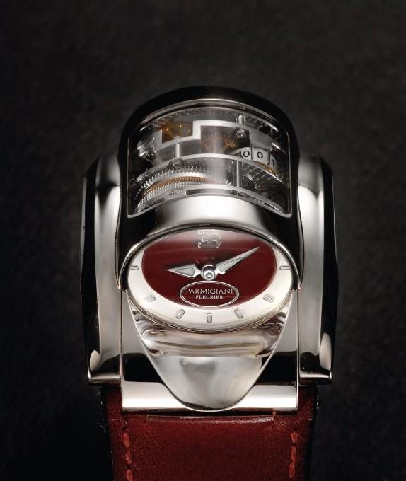 帕玛钱宁Parmigiani Bugatti限量生产腕表