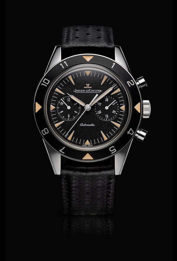 积家Jaeger-LeCoultre Deep Sea Vintage Chronograph深海复古计时腕表