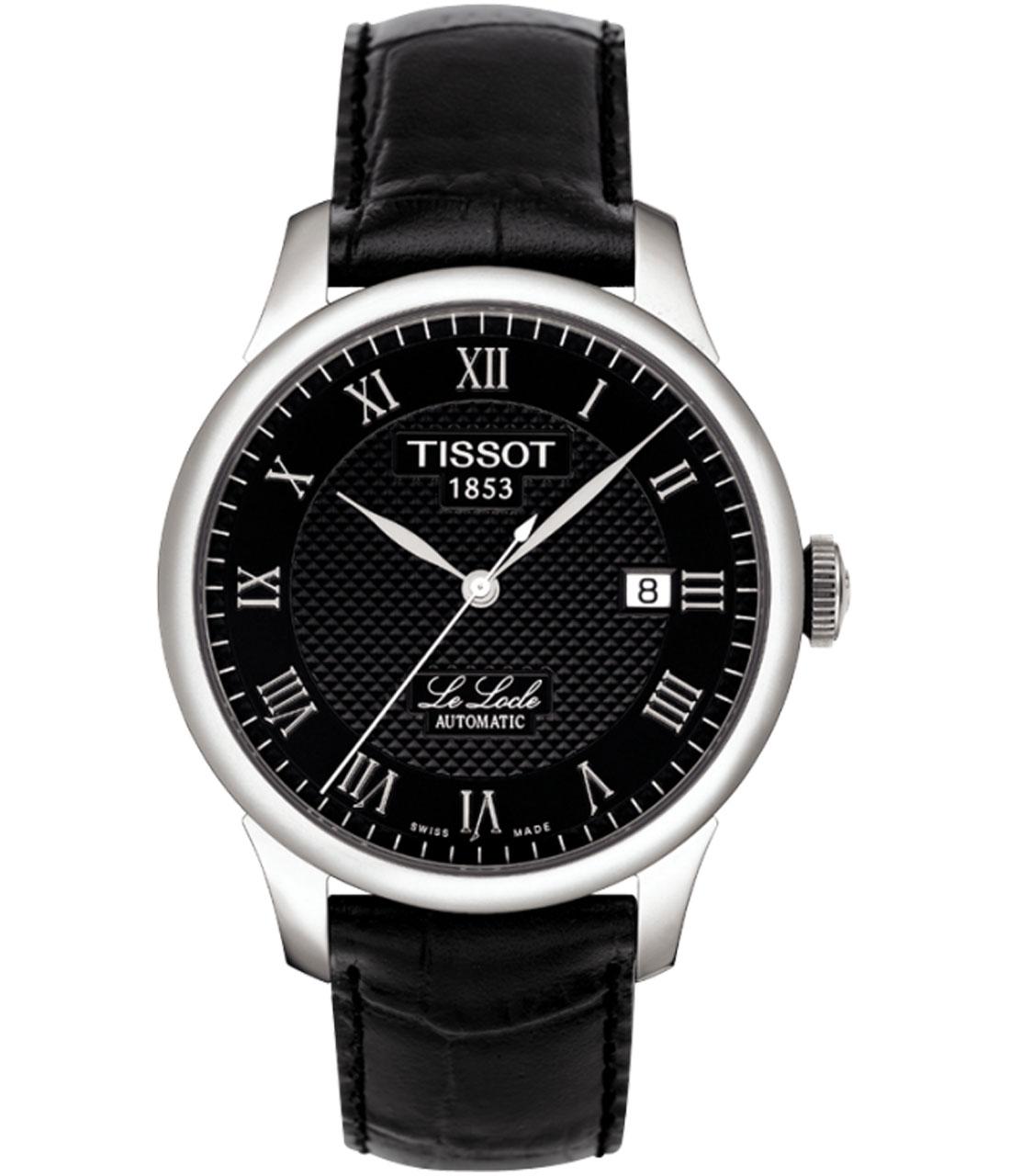 什么手表用eta 机芯?天梭力洛克机芯机械腕表推荐