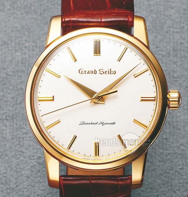 精工Grand Seiko手表