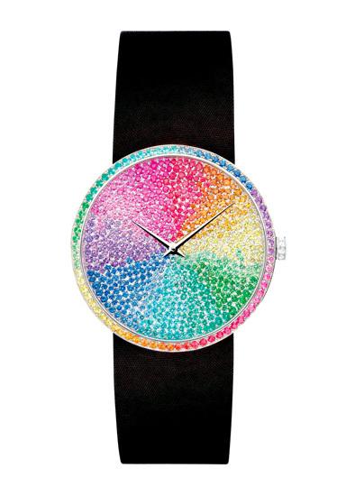 迪奥La D de Dior Colour女表