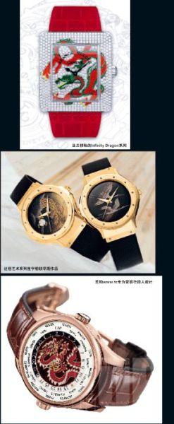 中国元素腕表