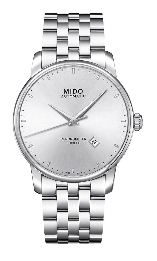 2012巴塞尔表展新品:美度贝伦赛丽系列茱比力腕表