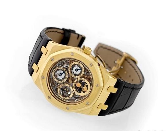爱彼表皇家橡树系列腕表
