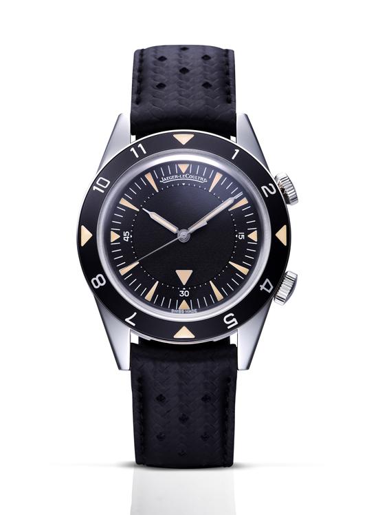 积家限量款Memovox Tribute to Deep Sea深海传奇响闹腕表