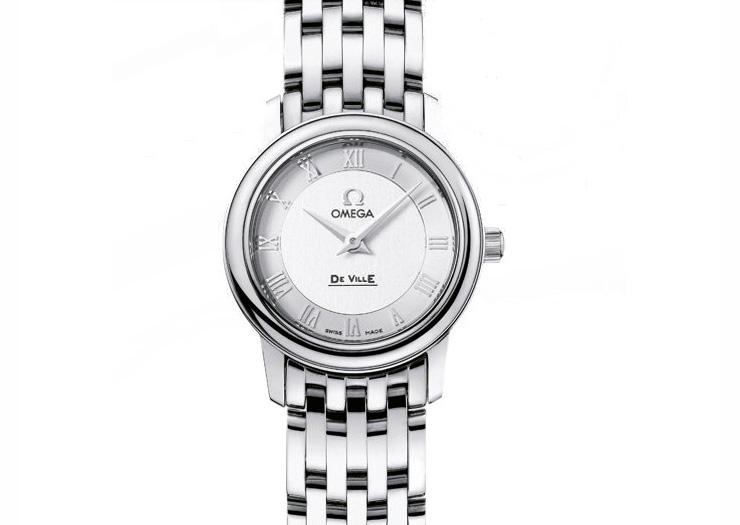 欧米茄手表-碟飞 豪华袖珍石英表款 4570.33.00