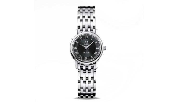 欧米茄2针简约女士手表推荐 欧米茄2针手表价格多少