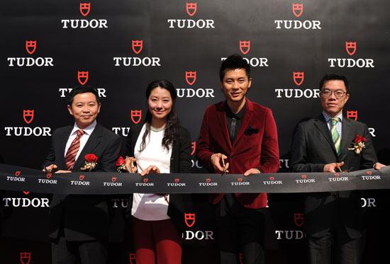 Tudor(帝舵表)东方广场的北京首间专卖店