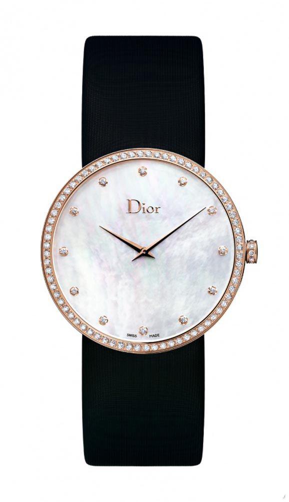 迪奥(DIOR)La Mini D de Dior高级珠宝腕表