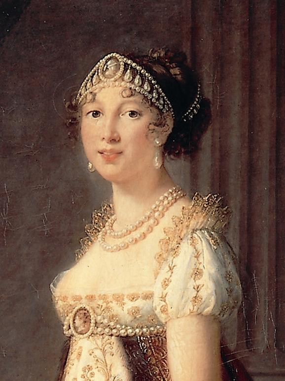 那不勒斯王后卡洛琳·缪拉委托