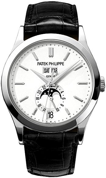 百达翡丽Patek Philippe-复杂功能计时系列 5396G 男士机械表
