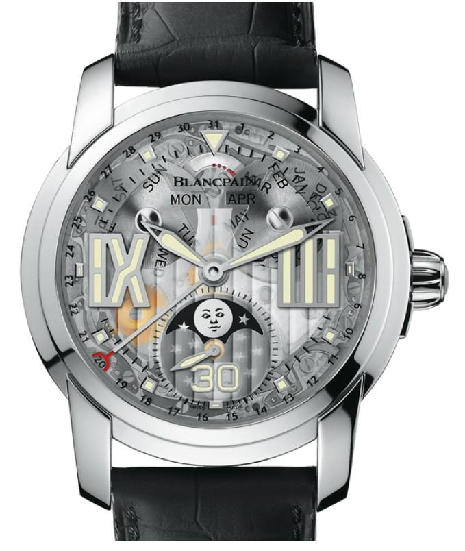 宝珀手表怎么样 宝珀手表图片欣赏