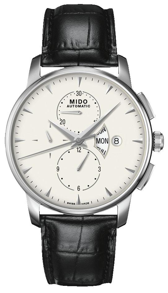 送男人的手表 美度MIDO-贝伦赛丽系列 M8607.4.11.4 男士机械表