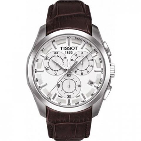天梭Tissot-时尚系列 T035.617.16.031.00 男士石英表
