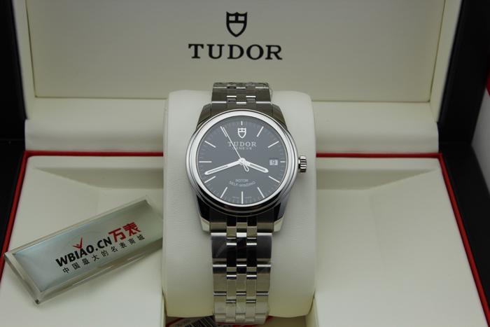 帝舵Tudor-骏珏系列日历型 55000-68050 男士机械表