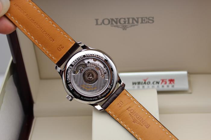 浪琴Longines-名匠系列 L2.628.4.78.5 男士机械表