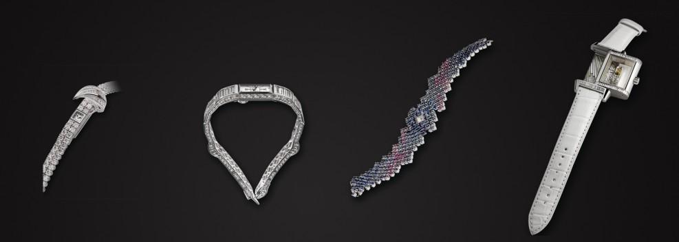 积家Jaeger-LeCoultre高级珠宝系列