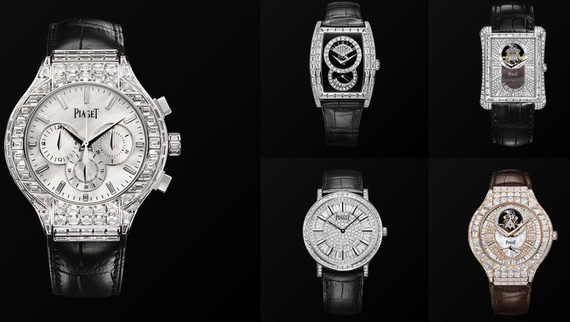 名牌手表与高级钟表-伯爵非凡珍品系列
