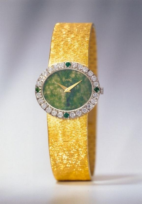积琦·肯尼迪生前最爱的一枚伯爵表