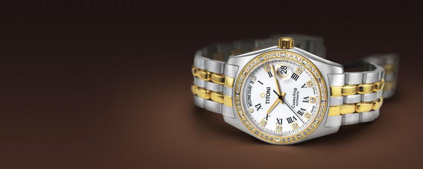 Slenderline纤薄系列手表