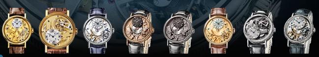 宝玑传统手表