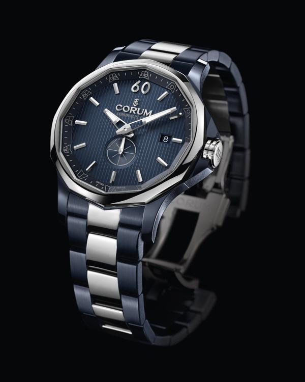 男士时尚手表 海军上将杯42号限量腕表-钢制双色调 昆仑表