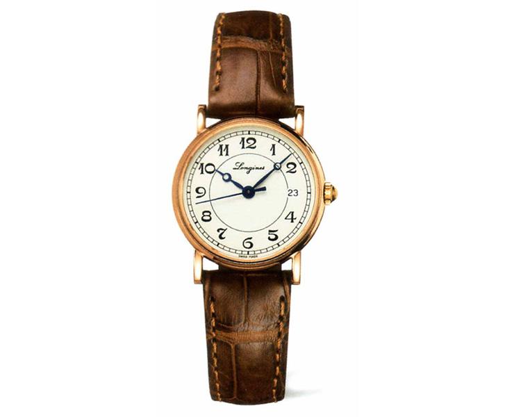 浪琴手表-名匠系列 L4.267.8.73.2 女士腕表