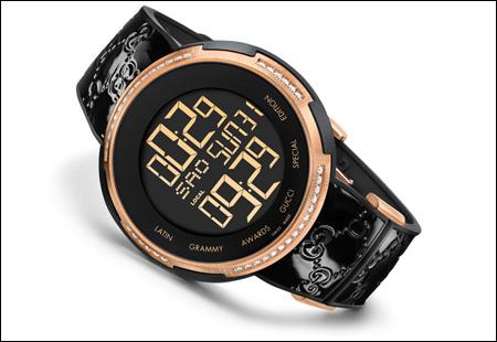 Gucci(古驰)推出拉丁格莱美特别限量版腕表