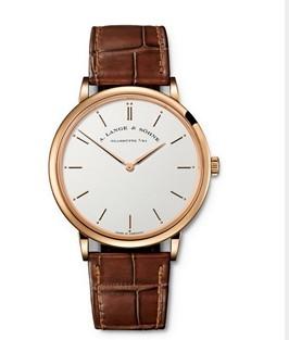 朗格最新款SAXONIA腕表怎么样 朗格最新款SAXONIA腕表图片欣赏